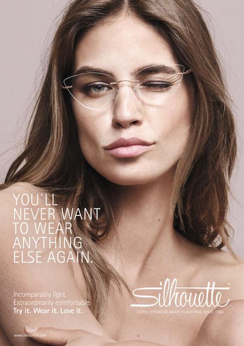 256dc80d062 Silhouette Essence brillen: iconisch minimalisme   Den Haag
